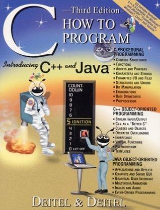 C How to Program (3rd Edition) Harvey M. Deitel