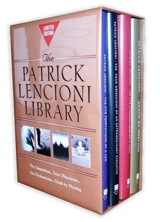 Patrick Lencioni Library  by  Patrick Lencioni