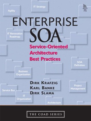 Enterprise Soa: Service-Oriented Architecture Best Practices  by  Dirk Krafzig