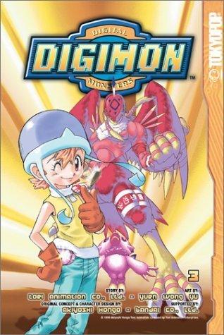Digimon 3  by  Akiyoshi Hongo