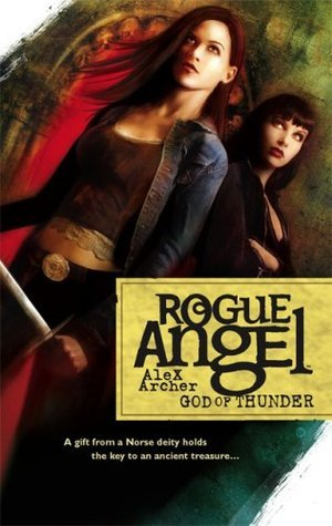 God of Thunder (Rogue Angel #7) Alex Archer