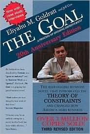 The Goal 3th (third) edition Text Only Eliyahu M. Goldratt and Jeff Cox