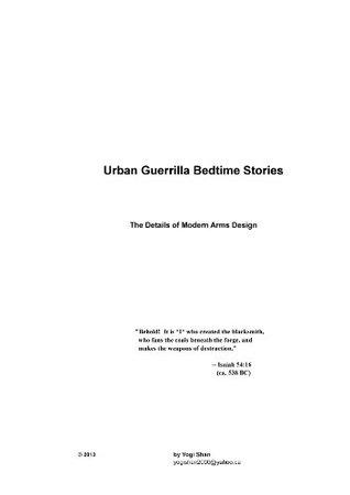 Urban Guerrilla Bedtime Stories  by  Yogi Shan
