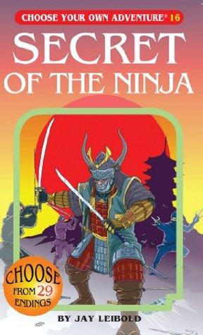 Ninja Cyborg (Choose Your Own Adventure, #155)  by  Jay Leibold