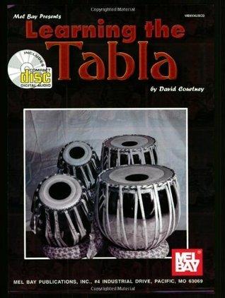 Mel Bay Learning the Tabla Book/CD Set  by  David Courtney