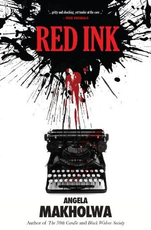 Red Ink PB  by  Angela Makholwa