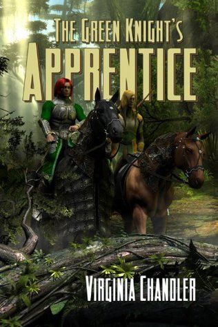 The Green Knights Apprentice  by  Virginia Chandler