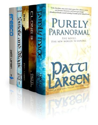Purely Paranormal Five Book Bundle  by  Patti Larsen