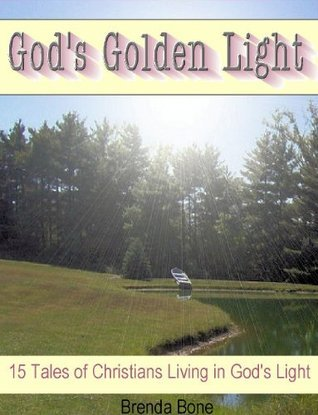 Gods Golden Light Brenda Bone
