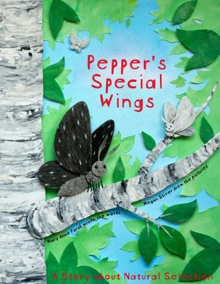 Peppers Special Wings  by  Mary Anne Farah