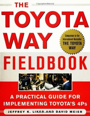 The Toyota Way Fieldbook: A Practical Guide for Implementing Toyotas 4Ps Jeffrey K. Liker