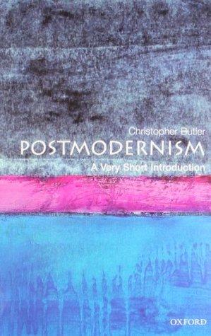 Postmodernism  by  Christopher Butler