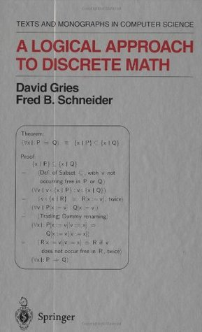 The Science Of Programming  by  David Gries