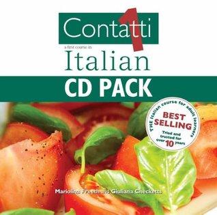 Contatti 1: Transcript Pack: A First Course in Italian Mariolina Freeth