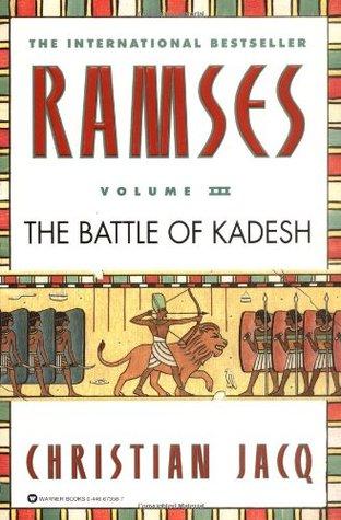 Ramsès  by  Christian Jacq