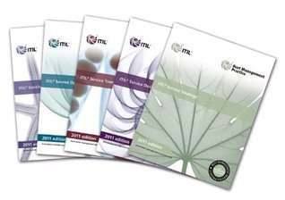 Itil Lifecycle Suite 5 Vol Set Cabinet Office