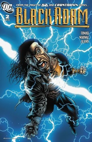 Black Adam #2 Peter J. Tomasi