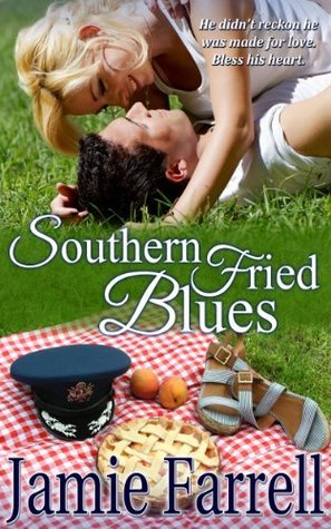 Southern Fried Blues (The Officers Ex-Wives Club, #1)  by  Jamie Farrell