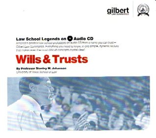 Law School Legends Wills & Trusts (Law School Legends Audio Series) Stanley M. Johanson