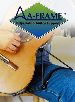 Guitar A-Frame Support  by  assorted