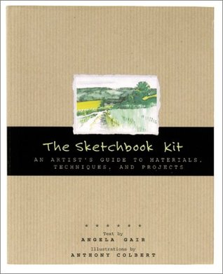 Sketchbook Kit: With Charcoal, Pencils, & Eraser  by  Angela Gair