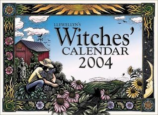 2004 Witches Calendar Llewellyn Publications