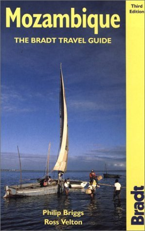 Mozambique: The Bradt Travel Guide  by  Philip Briggs