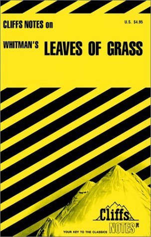 Whitmans Leaves of Grass (Cliffs Notes)  by  V.A. Shahane