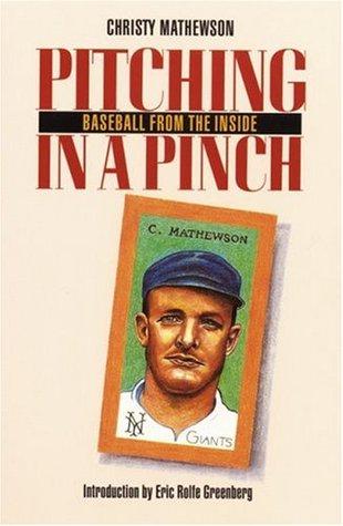Pitcher Pollock  by  Christy Mathewson