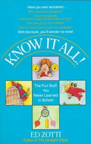 Know It All! Ed Zotti