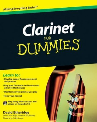 Clarinet For Dummies David Etheridge