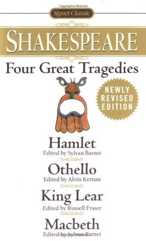 Four Great Tragedies: Hamlet / Othello / King Lear / Macbeth  by  William Shakespeare