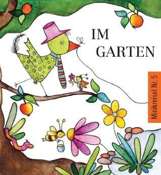 IM GARTEN - Gedächtnistraining für Kinder (Minikreisel)  by  Ulf Borgmann
