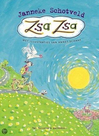 Zsa Zsa  by  Janneke Schotveld
