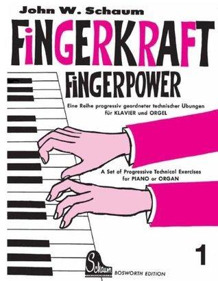 FingerKraft Heft 1 W. John Schaum