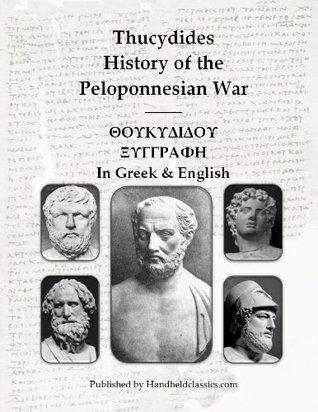 Thucydides-History of the Peloponnesian War, Interlinear English Translation Thucydides