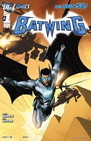 Batwing (2011- ) #1  by  Judd Winick