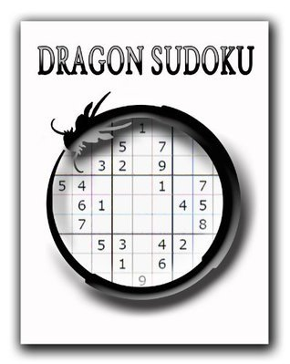 Dragon Sudoku  by  Warren Takahashi