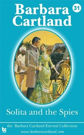 31. Solita and the Spies Barbara Cartland