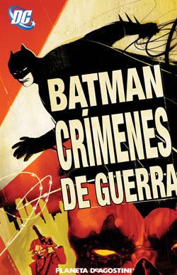 Batman Crímenes de guerra Andersen Gabrych