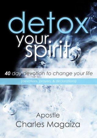 Detox Your Spirit  by  Charles Magaiza