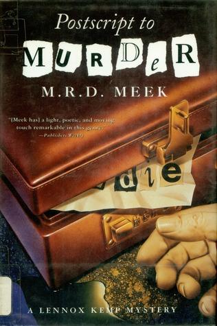 Postscript To Murder: A Lennox Kemp Mystery M.R.D. Meek