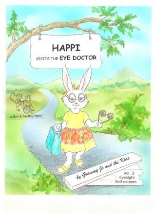 Happi Visits The Eye Doctor Jo-Elyn Hand