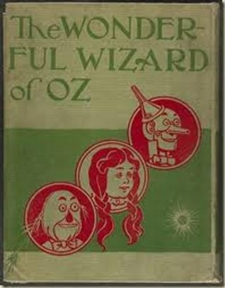 THE WONDERFUL WIZARD OF OZ (non illustrated)  by  L. Frank Baum