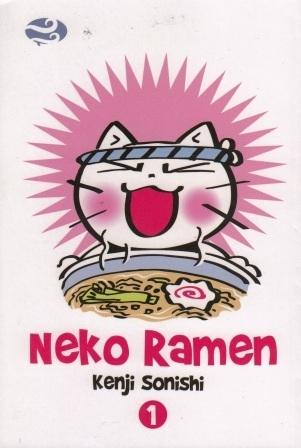Neko Ramen Vol. 1  by  Kenji Sonishi