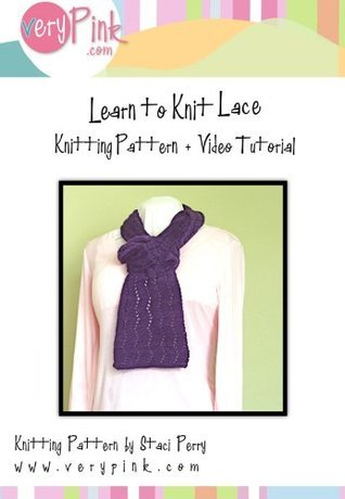 Learn to Knit Lace Staci Perry