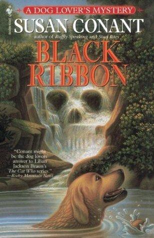 Black Ribbon  by  Susan Conant