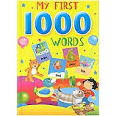 My First 1000 Words Judy Hensman