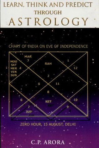 Learn Think And Predict Through Astrology  by  C. P. Arora