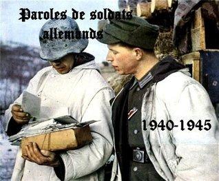 Paroles de soldats allemands  by  Dany Ghost